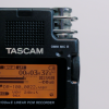 Digital Audio Recorders: Tascam DR-100 MKII